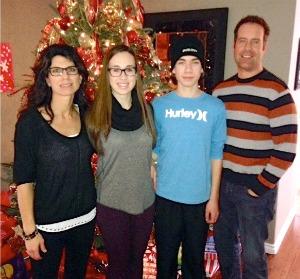 Jana's family