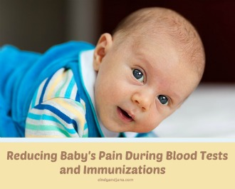 Reducing Baby's Pain during Immunizations