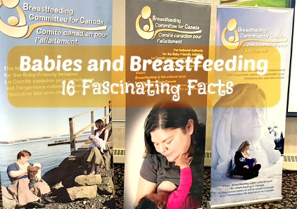 16 Fascinating Facts about Babies and Breastfeeding from the National Baby Friendly Initiative conference