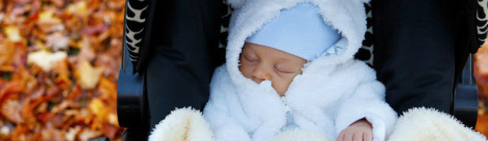 Baby It's Cold Outside! How to Keep Baby Warm Outdoors